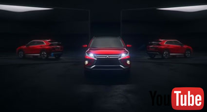 SUV : ALL NEW MITSUBISHI ECLIPSE CROSS FILM l FEATURES l REVEAL
