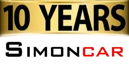 Simon Car compie 10 anni