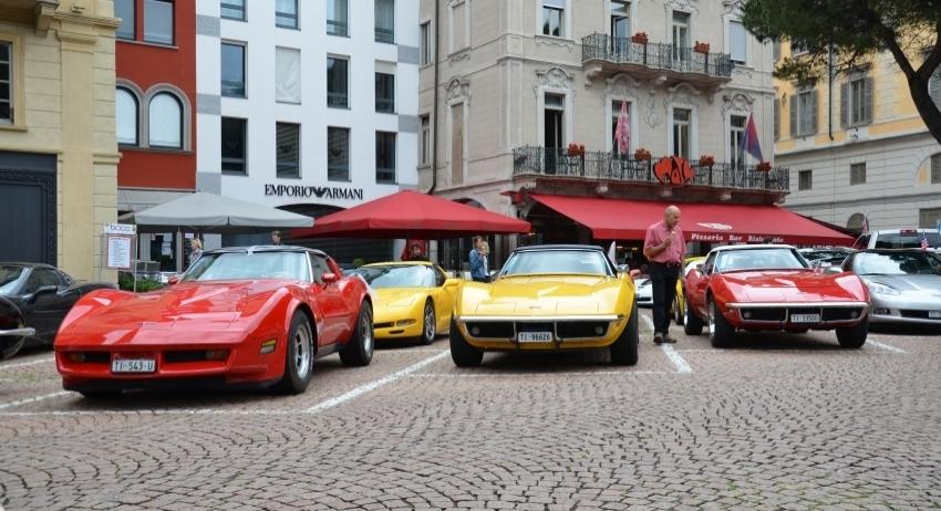 Corvette Club Ticino