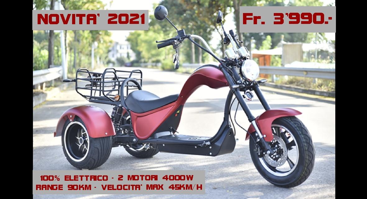 Scooter COBRA S3